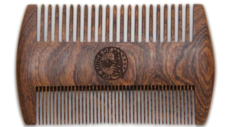 Double sided comb.