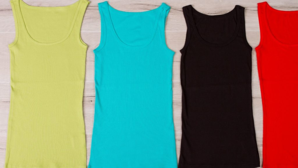 Different Types of Tank Tops